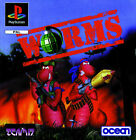 Worms (Sony PlayStation 1, 1995)