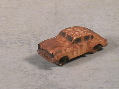 N Scale Rusted Out 1951 Chevy Car