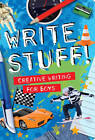 Write Stuff: Creative Writing for Boys by Holly Brook-Piper (Hardback, 2011)