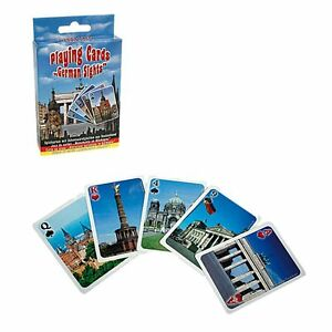 German-Sights-Playing-Cards-Strange-Stocking-Filler