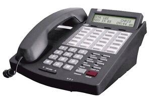 Fully Refurbished Vodavi Starplus STS SP-3515-71 Speaker Display Phone -Charcoal