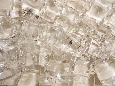 Clear square water crystals deco cubes centerpiece vase filler & Floral decor