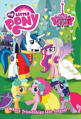 """""""AS NEW"""" My Little Pony Annual 2013, Various, Book"""
