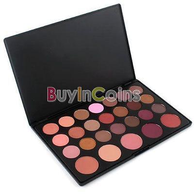 26 Color Makeup Cosmetic Blush Blusher Powder Palette DH