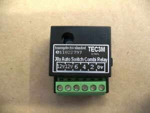 12v Dc 30a Auto Switch Dual Charge Combi Smart Relay