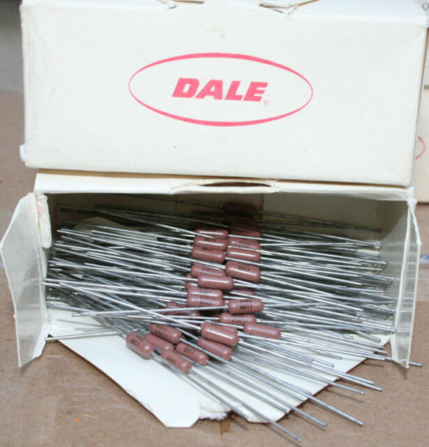 60x Dale Resistor (RN60C/RN60D) 1% Customerized Values