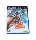 Capcom Fighting Jam (Sony PlayStation 2, 2005) - European Version