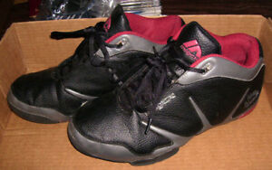 MAGIC-JOHNSON-32-tennis-shoes-athletic-sneakers-size-12