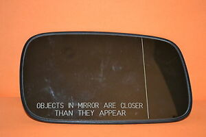 SAAB-9-3-9-5-PASSENGER-SIDE-VIEW-MIRROR-GLASS-WITH-BACKING-PLATE-5111315-35258