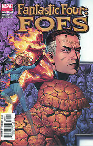 Fantastic-Four-Foes-1-6-VF-NM-1st-Prints-Complete-Series