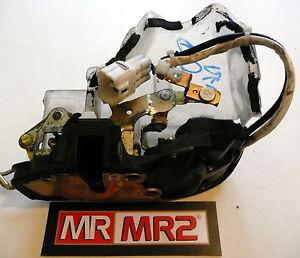 TOYOTA-MR2-MK2-SW20-UK-cote-droit-porte-verrouillage-centralise-Gache