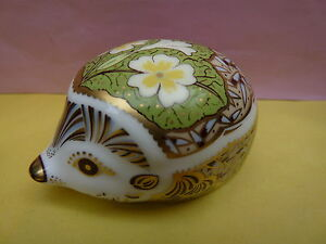 Royal Crown Derby Paperweight 034PRIMROSE034 Hedgehog 1st Quality amp Brand New In Box - <span itemprop=availableAtOrFrom>Burton on Trent, Staffordshire, United Kingdom</span> - Returns accepted Most purchases from business sellers are protected by the Consumer Contract Regulations 2013 which give you the right to cancel the purchase within - Burton on Trent, Staffordshire, United Kingdom