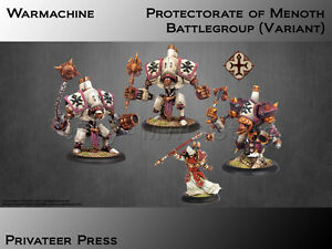 Privateer-Press-Warmachine-Protectorate-of-Menoth-Battlegroup-Battle-Box-Set