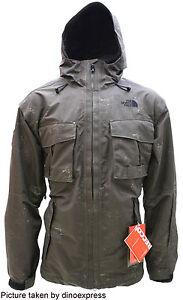 NEW-The-North-Face-Mens-SKULL-HORN-ski-jacket-GREEN-size-Medium-nwt
