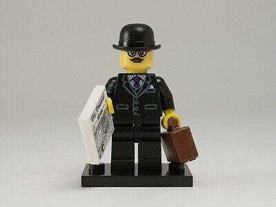 NEW LEGO MINIFIGURES SERIES 8 8833 - Businessman