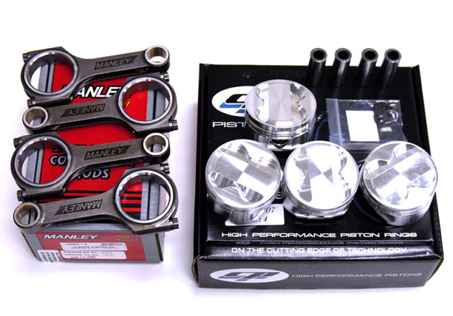 CP Pistons Manley Connecting Rods Eclipse Evo 4G63
