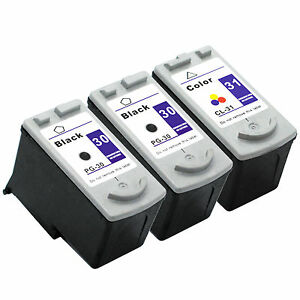 3-pk-Canon-PG-30-CL-31-ink-cartridge-For-PIXMA-IP2600-iP1800-Mx300-Printer