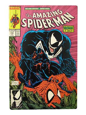 The Amazing Spider-Man #316 (Jun 1989, Marvel)