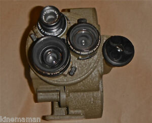 Bell-amp-Howell-EYEMO-35mm-Cine-Camera-Military-Surplus