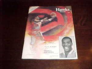 1982-Cleveland-Cavaliers-v-Hawks-Basketball-Program