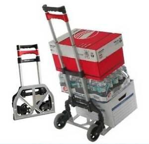 New-Folding-Dolly-Hand-Truck-Wheels-Magna-Cart-Utility