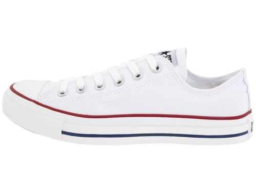 Converse Women's All Star Chuck taylor optical white Low top  Canvas M7652