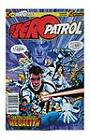 Zero Patrol #1 (Nov 1984, Continuity)
