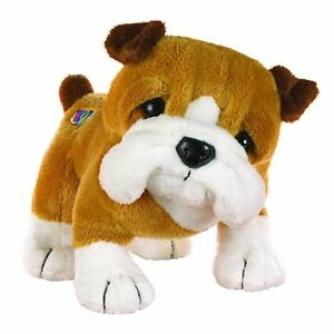 HM126-NEW-Webkinz-Bull-Dog-Bulldog-Plush-with-Sealed-Code-Great-Gift-Idea
