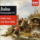 Brahms: Concertos pour piano 1 & 2 (CD, Jan-2008, EMI Music Distribution)