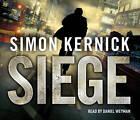 The Siege by Simon Kernick (CD-Audio, 2012)