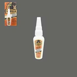 0.75 oz Bottle of Gorilla Jewelers Adhesive Glue with Precision Pen Applicator