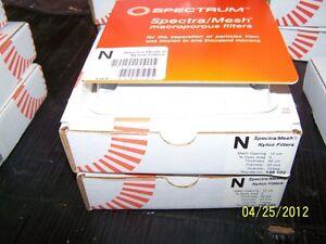 Spectrum-Spectra-mesh-148-102-NYLON-25MM-10-m-10-PKG-Macroporous-Filter