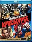 Superman/Batman: Apocalypse (Blu-ray Disc, 2011, With Green Lantern Movie Cash)
