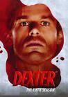 Dexter: The Fifth Season (DVD, 2011, 4-Disc Set)
