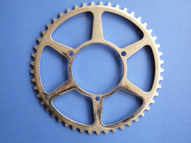 Williams Chainring 49 tooth 3 bolt 1 8  1960  88BCD 49t Vintage Bike C34 NOS