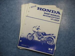 1986 honda vt500 manual