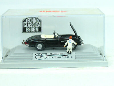 """Wiking 1:87 Mercedes Benz Collection Classic """"300 SL TC 94""""  (SZ 1424)"""