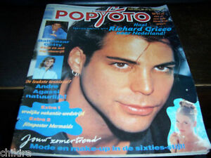 POPFOTO-6-91-RICHARD-GRIECO-VANILLA-ICE-RARE-DUTCH-MAG