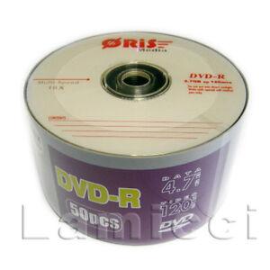 DVD-R-16x-120Min-4-7GB-Logo-Top-Wholesale-600pcs-Blank-Media-for-Duplication