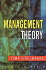 Management Theory by John Sheldrake (Paperback, 2002)