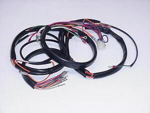 1990 fxr wiring harness new 1989-1990 harley davidson fxr main wiring harness | ebay #1