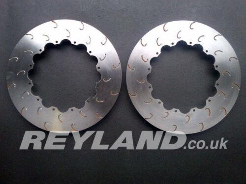 Reyland 315x28mm brake rotors suitable replacement for AP Racing , Hi Spec etc