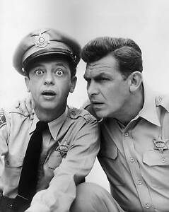 ANDY-GRIFFITH-TV-SHOW-BARNEY-PICTURE-8x10-PHOTO
