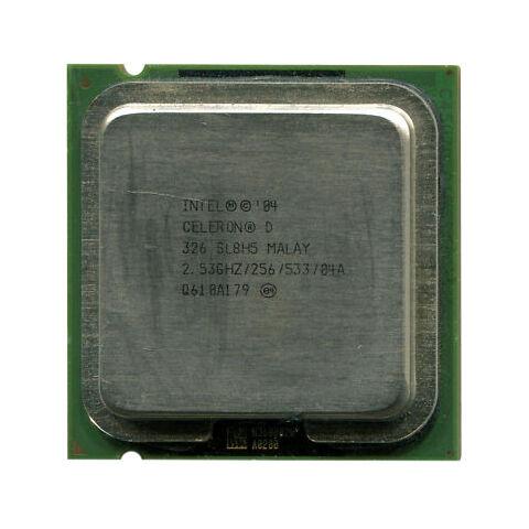 Intel Celeron D 326 2.53GHz (JM80547RE061CN) Processor
