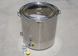 NEW-180-QT-Full-Polished-Stainless-Steel-Stock-pot-Brewing-Kettle-Largest-Size