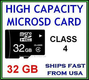 32GB-MICRO-SD-HC-MEMORY-CARD-32G-for-MOTOROLA-XPRT-WILDER-DROID-X2-TITANIUM-DEFY