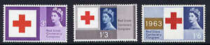 QEII-SG-642-644-1963-Red-Cross-Centenary-Congress-UMM