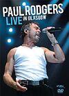 Paul Rogers - Live In Glasgow (DVD, 2007)