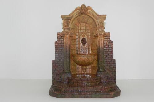 Dollhouse Water Fountain Accesssory for Village Nativity Creche Diorama