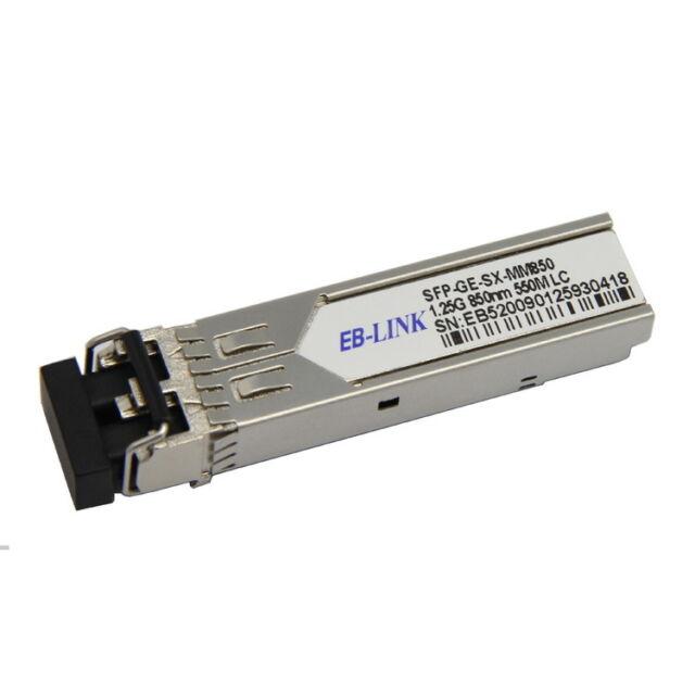 New SMCBGSLCX1  SMC Compatible 1000Base-SX 550M SFP Transceiver module